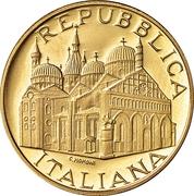 50 000 Lire (Saint Anthony of Padova) – obverse
