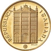 50 000 Lire (Battistero of Parma) – obverse