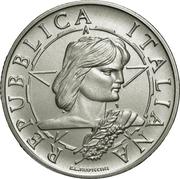 10 000 Lire (Proclamation of the Italian Republic) – obverse
