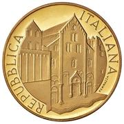 100 000 Lire (San Nicola of Bari) – obverse