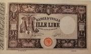1,000 Lire – obverse