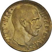 5 Centesimi - Vittorio Emanuele III – obverse