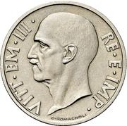 20 Centesimi - Vittorio Emanuele III (Trial strike) – obverse