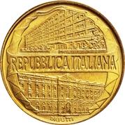 """200 Lire (Academy of  """"Guardia di Finanza"""") -  obverse"""