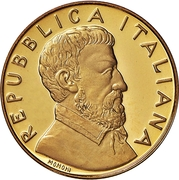 50 000 Lire (Benvenuto Cellini) – obverse