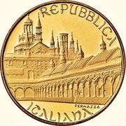 100 000 Lire (Certosa di Pavia) – obverse