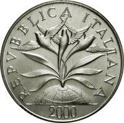 10 000 Lire (The Peace) – obverse