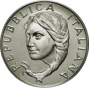 5000 Lire (Italian Presidency of EU) – obverse