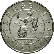 1 Lira (1922 Lira) -  obverse