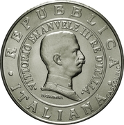 1 Lira (1915 Lira) -  obverse