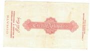 100 Lire (Credito Artigiano) – reverse