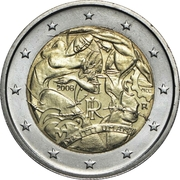 2 Euro (Human Rights) – obverse