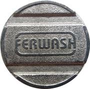 Car Wash Token - Ferwash (Settimo Milanese) – obverse