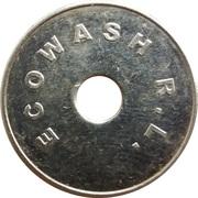 Car Wash Token - Ecowash – obverse