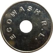 Car Wash Token - Ecowash – reverse