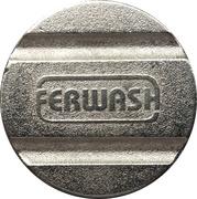 Car Wash Token - Ferwash – obverse