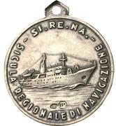 Medal - Motonave Antonello da Messina -  obverse