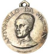Medal - Motonave Antonello da Messina -  reverse