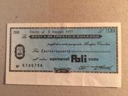 150 Lire (Banca di Trento e Bolzano) – obverse