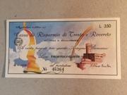 350 Lire (Cassa di Risparmio di Trento e Rovereto) – obverse