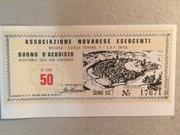 50 Lire (Associazione Novarese Esercenti) -  obverse
