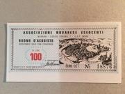 100 Lire (Associazione Novarese Esercenti) – obverse
