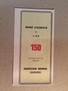150 Lire (Associazione Novarese Esercenti) – reverse