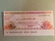 100 Lire (Banco di Chiavari) – obverse