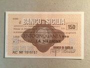 150 Lire (Banco di Sicilia) – obverse