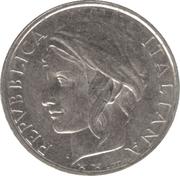 100 Lire (FAO) -  obverse
