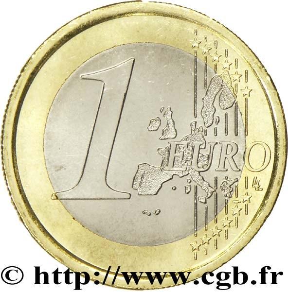 1 euro 1st map italy numista. Black Bedroom Furniture Sets. Home Design Ideas