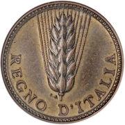 20 Centesimi - Vittorio Emanuele III (Stab. Johnson Pattern Strike) – obverse
