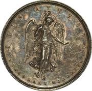 Death of Maria Ludovica - Franz I (Milan) – reverse