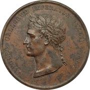 Medal - Coronation of Napoleon Bonaparte as king of Italy – obverse