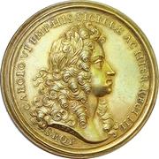 Medal - Karl VI. Conquest Of Sicily – obverse