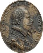 Medal - Vincenzo I Gonzaga (Mantova e Guastalla) – obverse