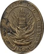 Medal - Vincenzo I Gonzaga (Mantova e Guastalla) – reverse