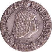 Replica - Carolus guilder – obverse
