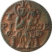 Medal - Imperator Fredericus (PISE) – obverse