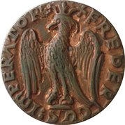 Medal - Imperator Fredericus (PISE) – reverse