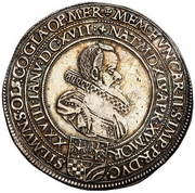 1 Thaler - Karl II (Death of Karl II) – obverse