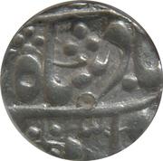 1 Rupee - Shah Alam II - Sawai Madhopur Mint – obverse