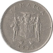 20 Cents - Elizabeth II (FAO - Forestry) – obverse