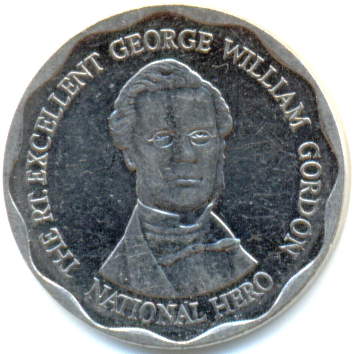 jamaica 10 dollar coin 2015