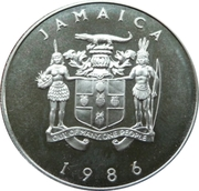 10 Dollars (XIII Commonwealth Games; Silver Proof Issue) -  obverse
