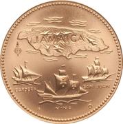 20 Dollars - Elizabeth II (Independence) – reverse