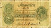 2 Shillings 6 Pence - George V – obverse