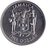 1 Dollar - Elizabeth II (FAO) – obverse