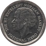 5 Dollars - Elizabeth II -  reverse