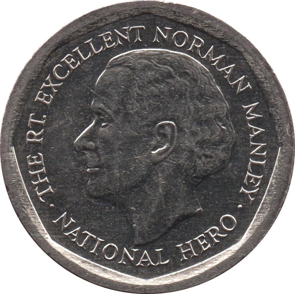 5 Dollars Elizabeth Ii
